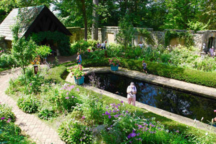 Tours Admission Fees Stan Hywet Hall Gardens