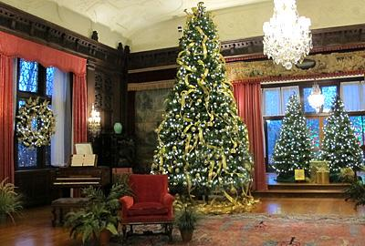 Stan Hywet Christmas 2020 An Evening of Holiday Magic 2020 | Stan Hywet Hall & Gardens